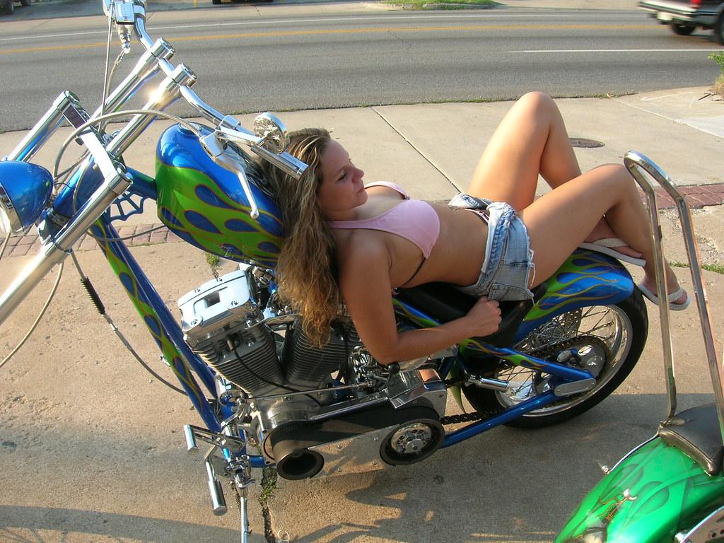 biker babes rally pics