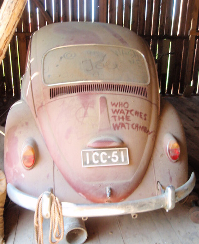 Vw Beetle Barn Find   Micky Aldridge   Flickr Beetle