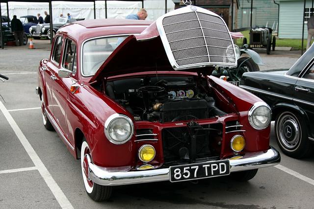 Brooklands 1960 mercedes benz 180 saloon 857 tpd for Mercedes benz brooklands