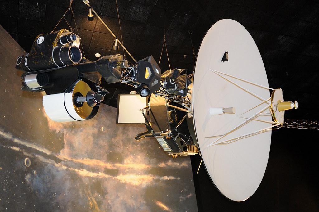 b voyager spacecraft - photo #38