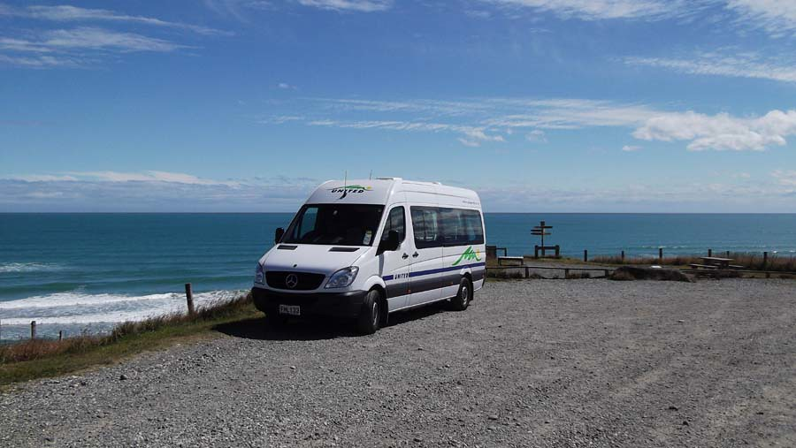 Motorhome, New Zealand