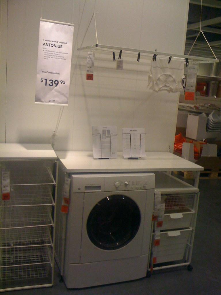 Small Laundry Room Ideas Ikea
