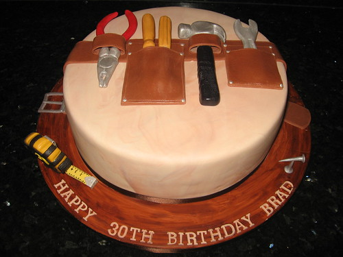 Cakes For Construction Workers