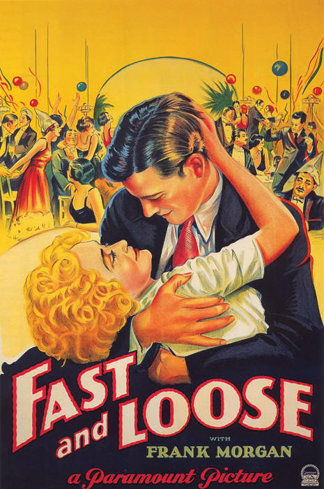 054-Fast-and-Loose | Buy this movie poster online at ...
