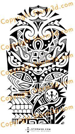 the rock shoulder custom tattoo designs mark storm flickr. Black Bedroom Furniture Sets. Home Design Ideas