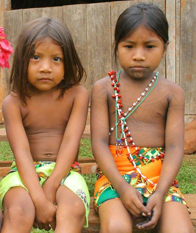 Women Of Panama