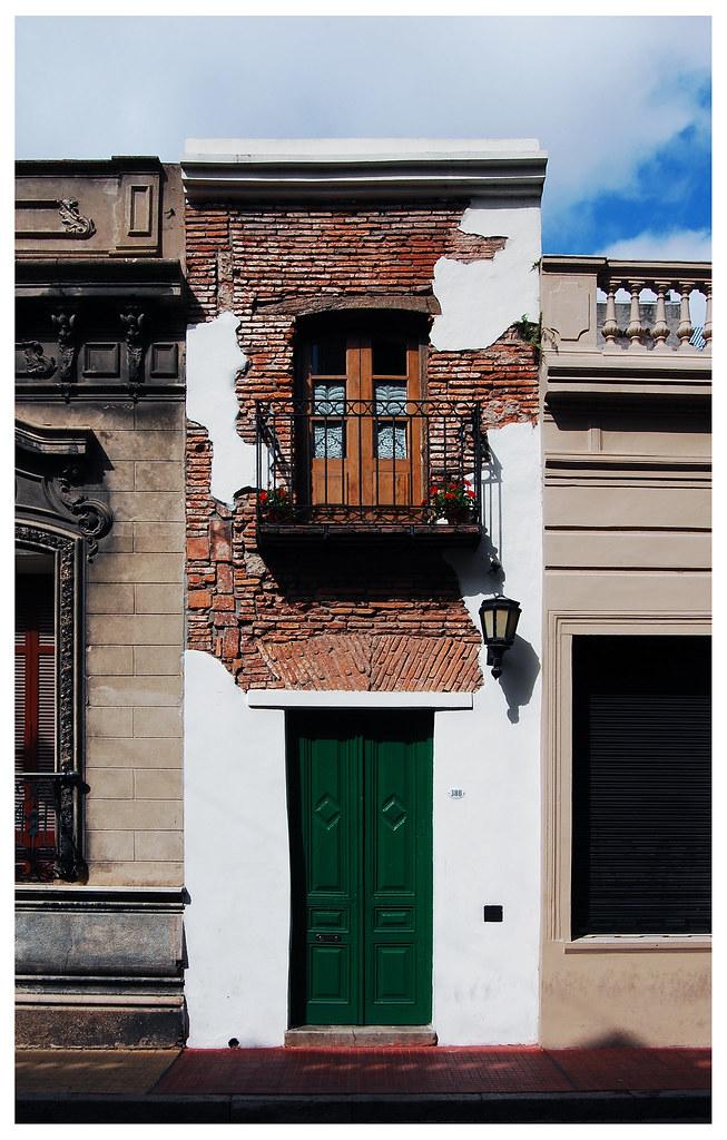 Casa m nima san telmo buenos aires argentina estas for Casa minima