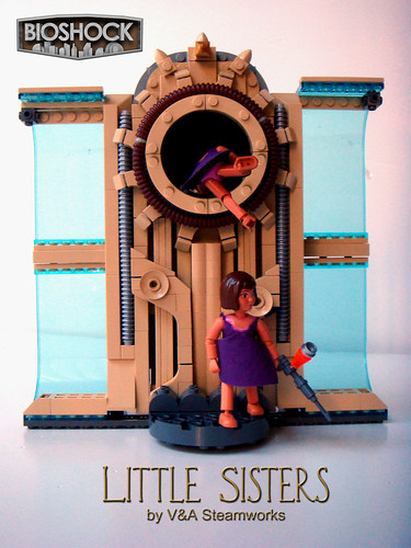 Bioshock Little Sisters by V&A Steamworks | by V&A Steamworks - Guy HImber