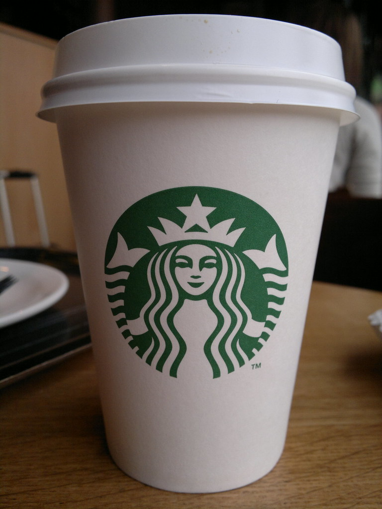 Starbucks Paper Cup Pixishared Flickr