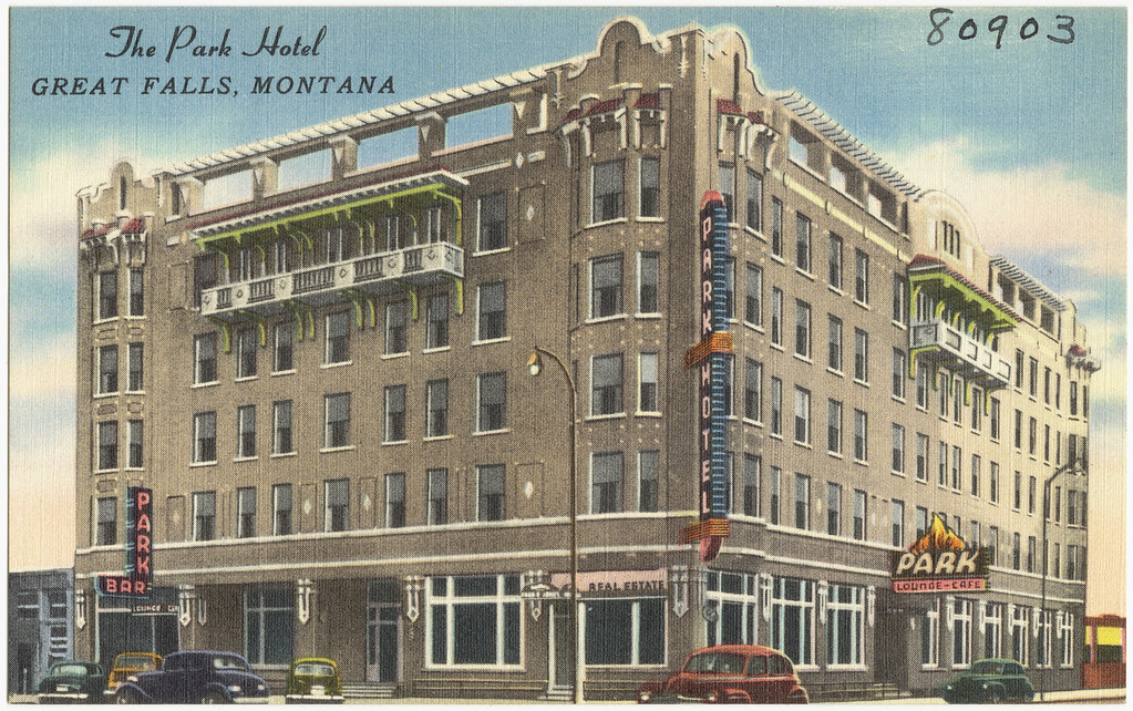 Hotels In Boston >> The Park Hotel, Great Falls, Montana | File name: 06_10_0152… | Flickr