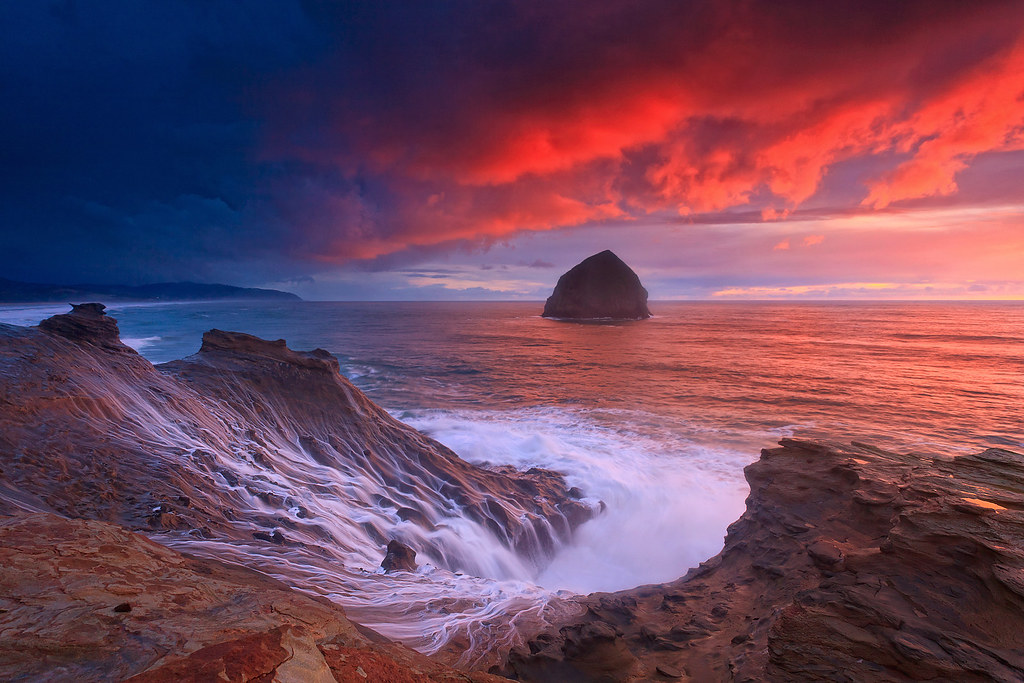Pacific City Beach Oregon