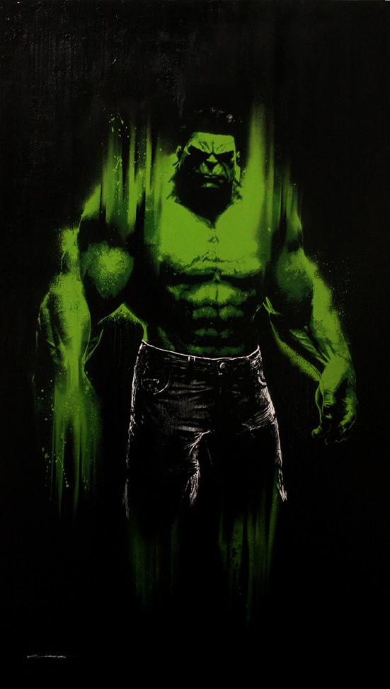The Hulk | This painti...