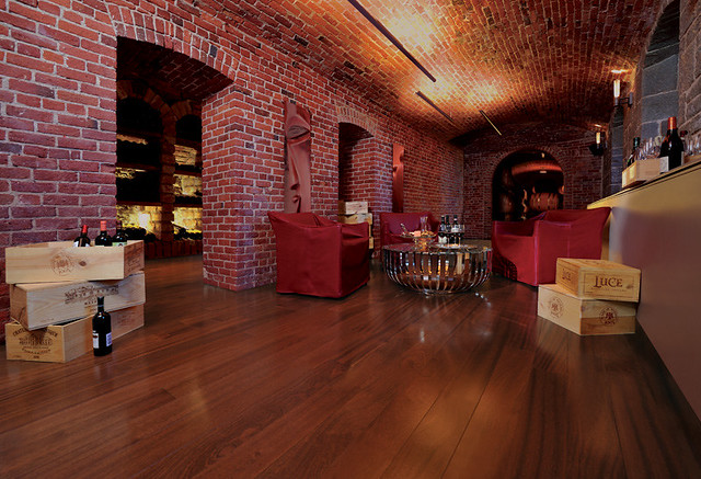 African Mahogany-Terracotta [Wine tasting area] | Winery ...