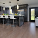 Maple Greystone [kitchen]