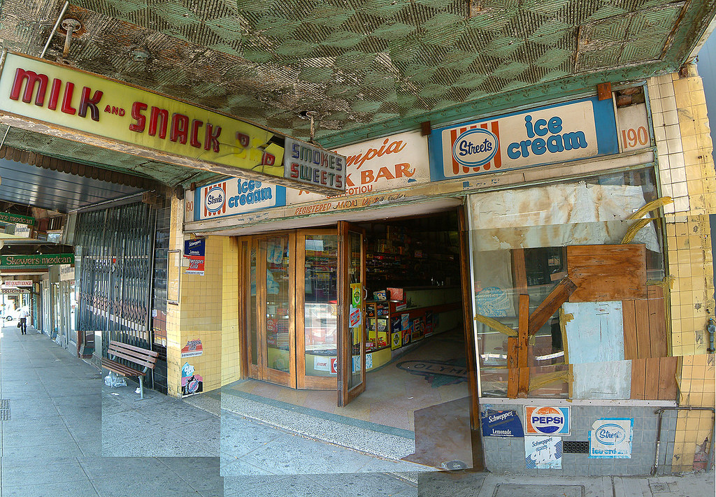 Milk Bar Cafe