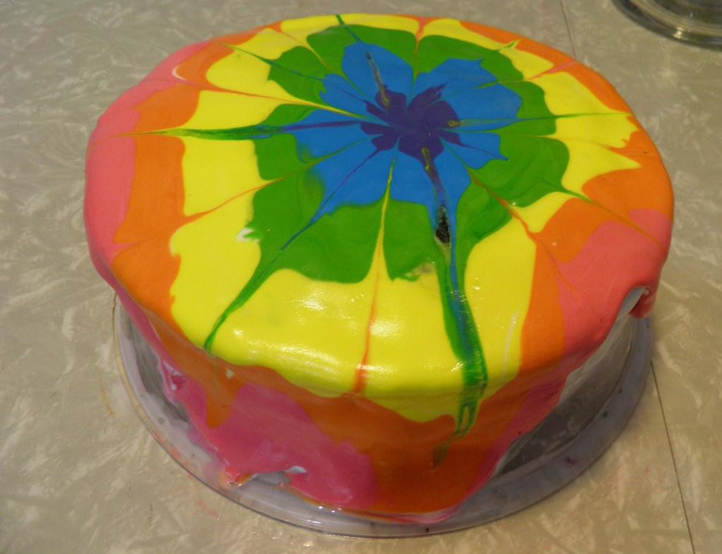 Cake Swirl Icing