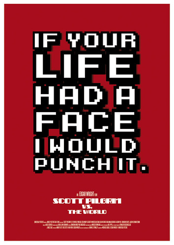 Scott Pilgrim Vs. The World (2010) *SOLD OUT* | by Ant baena
