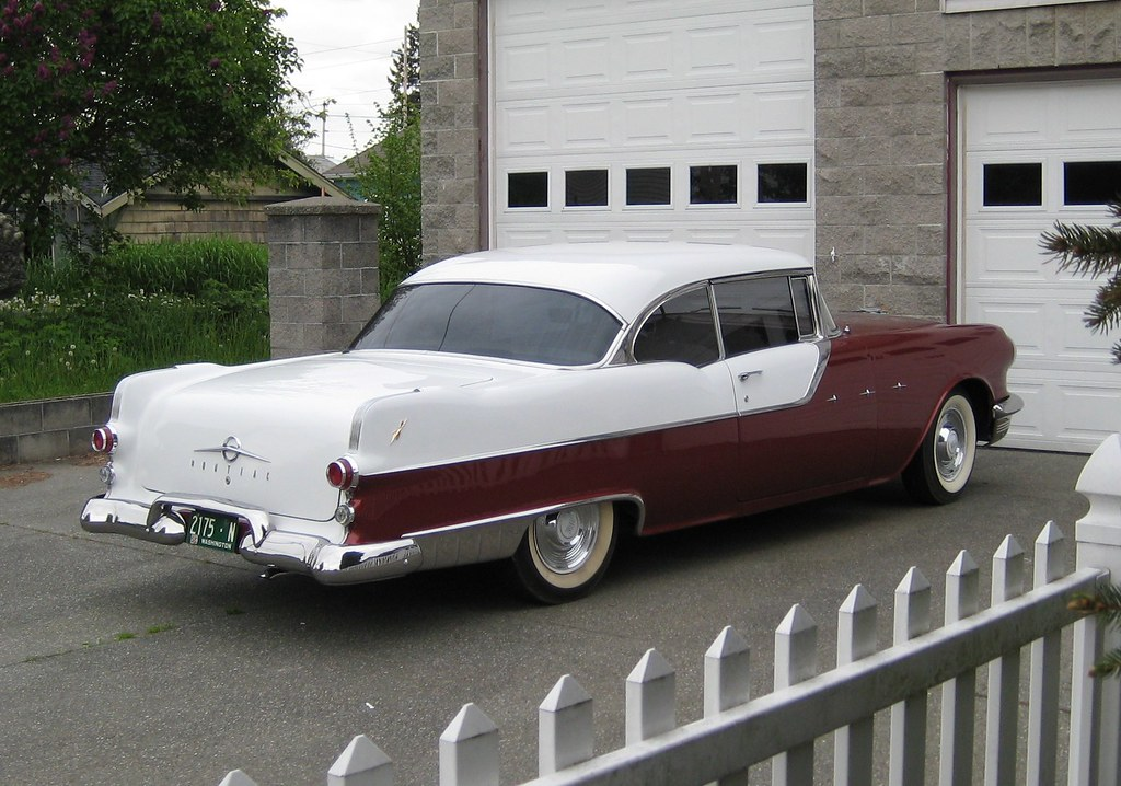 1955 Pontiac Star Chief Catalina The Big Long Version