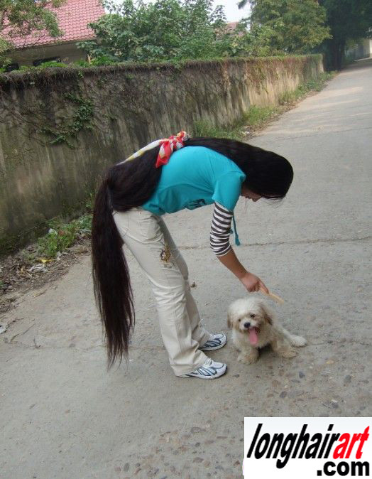 Very Long Hair 4 Long Braid Www Longhairart Com