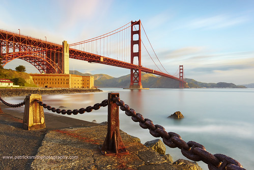 Suspensions - Golden Gate Bridge, San Francisco, California | by PatrickSmithPhotography