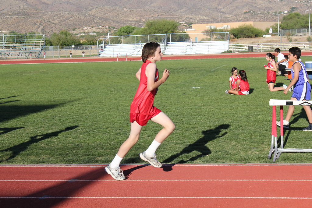 rockwood middle school track meet
