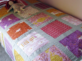 Fairytale Patchwork for Quilt Story | by StitchedInColor