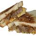 Jack in the Box Bourbon BBQ Steak Grilled Sandwich