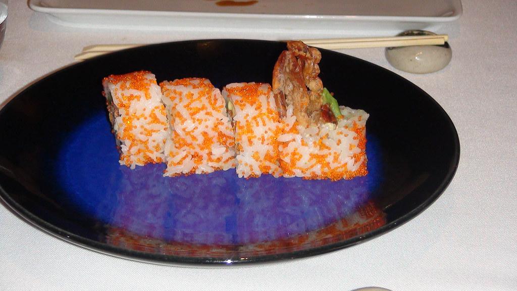 Restaurante nikkei 225 madrid guncan cangrejo real pablo monteagudo flickr - Nikkei 225 restaurante ...