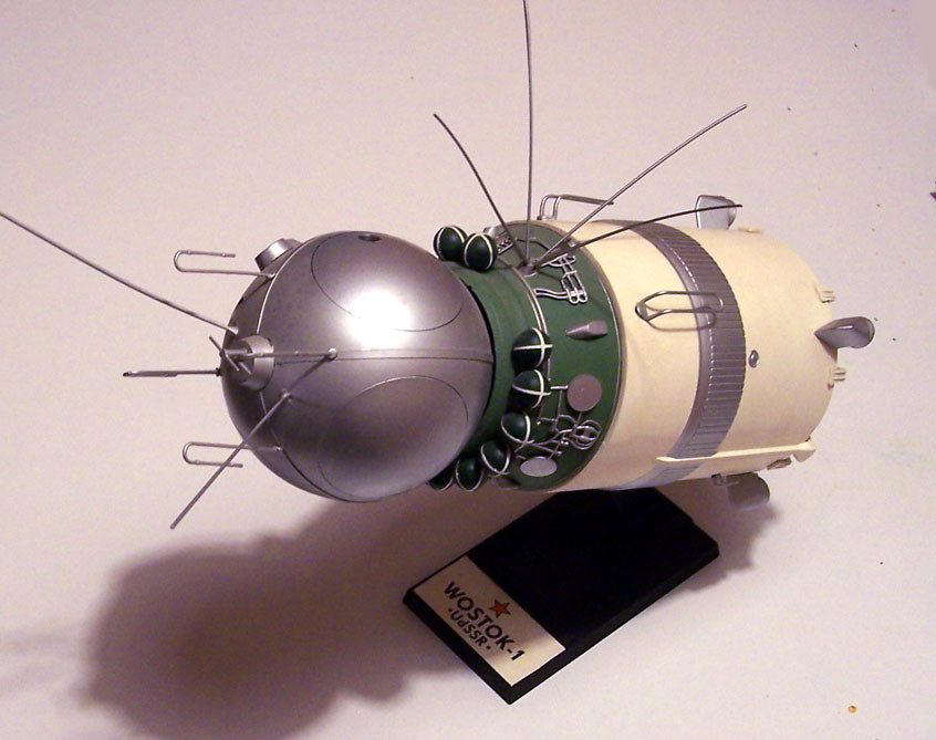 vostok spacecraft - photo #25