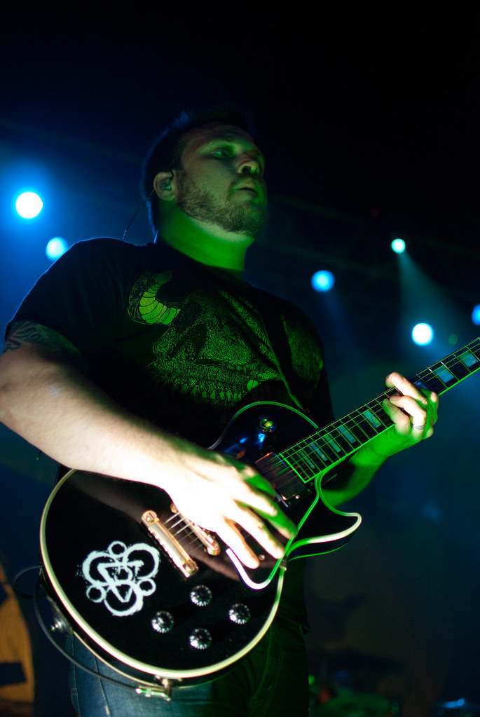 coheed and cambria neverender sstb dallas tx tanner n flickr. Black Bedroom Furniture Sets. Home Design Ideas
