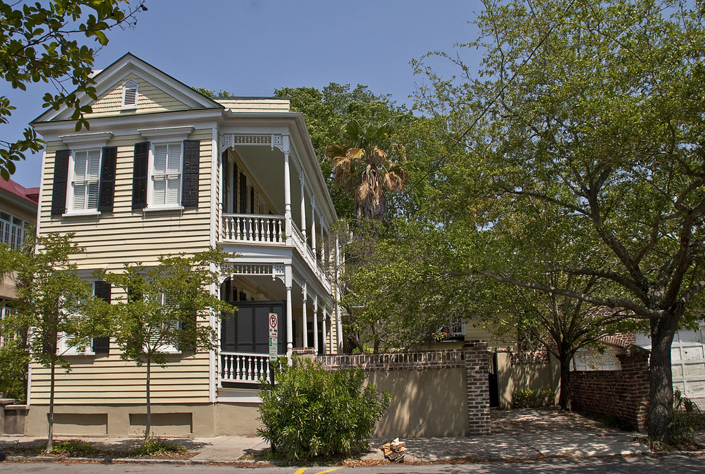 Charleston Single This Is The House Where I Stayed In