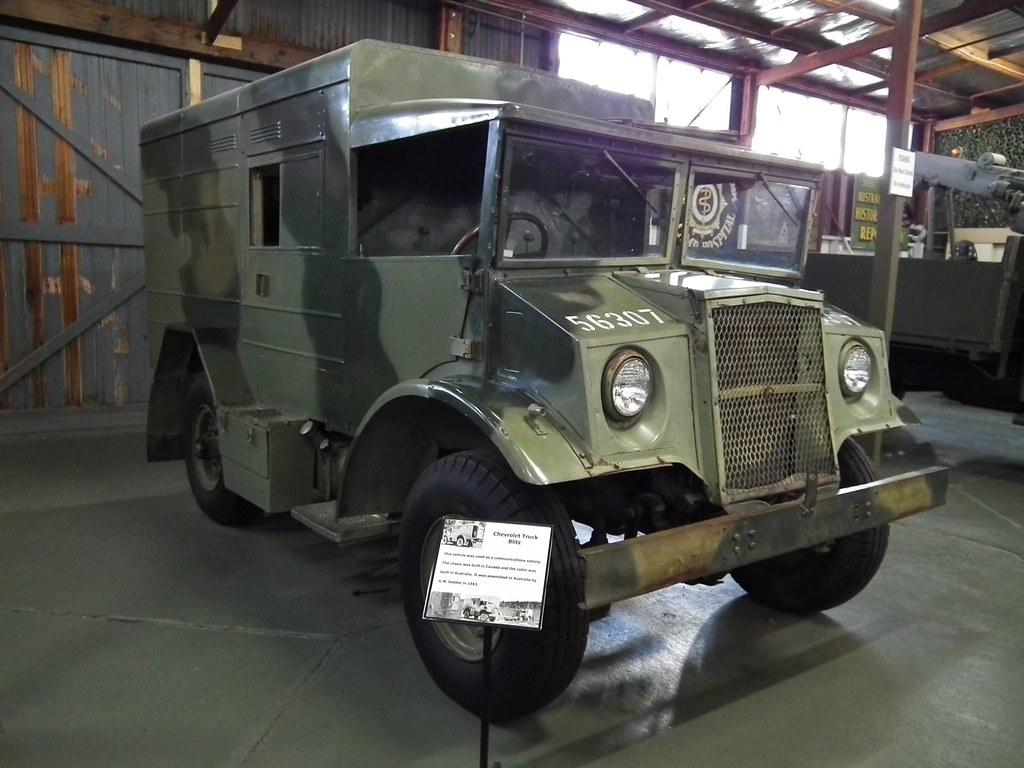 1943 Chevrolet Cmp Blitz Truck 1943 Chevrolet Cmp Blitz