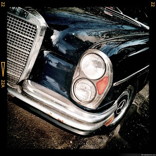 Mercedes-Benz W108 | by mariotomic.com