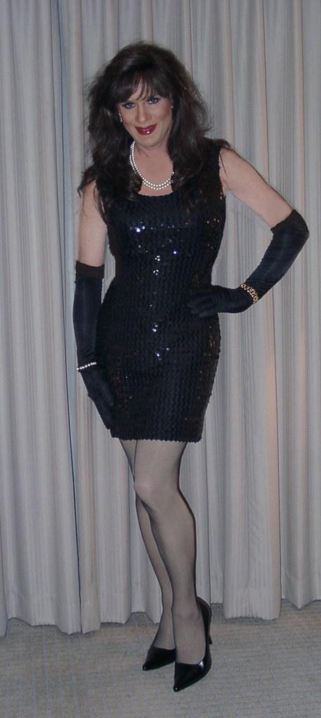 Sequin Dress 1a | Michelle Monroe | Flickr
