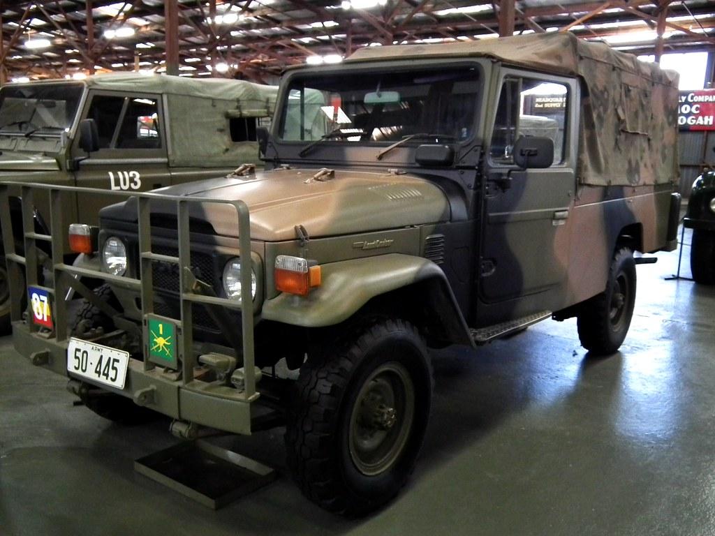 1982 Toyota Landcruiser Hj47 Utility 1982 Toyota