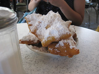 Beignets | by niftyfoodie