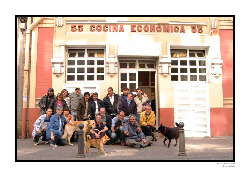 150 aniversario de la cocina econ mica a coru a 25 de ab - Cocina economica coruna ...