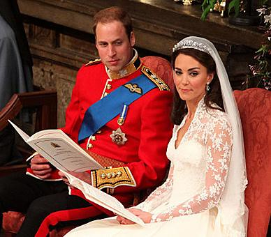 Prince William and Catherine Middleton | by The British Monarchy