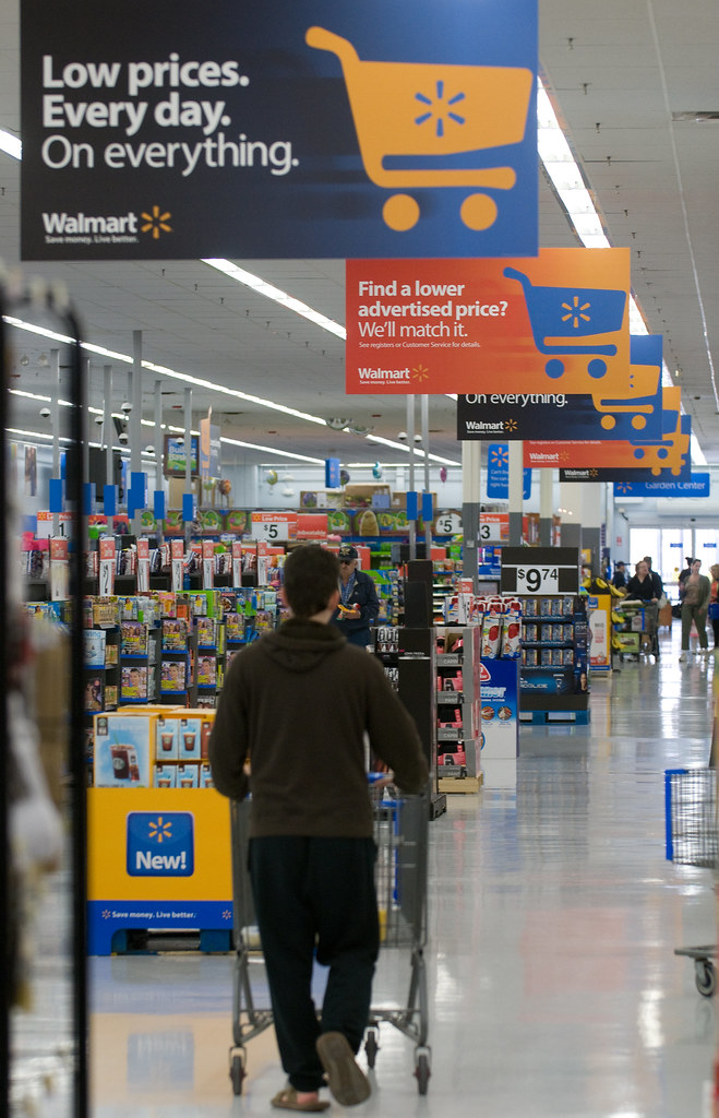 Walmart Reinforces Every Day Low Prices with New In-Store ...