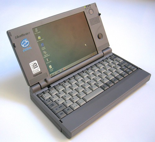 Toshiba Libretto 50CT | by monkeymanforever