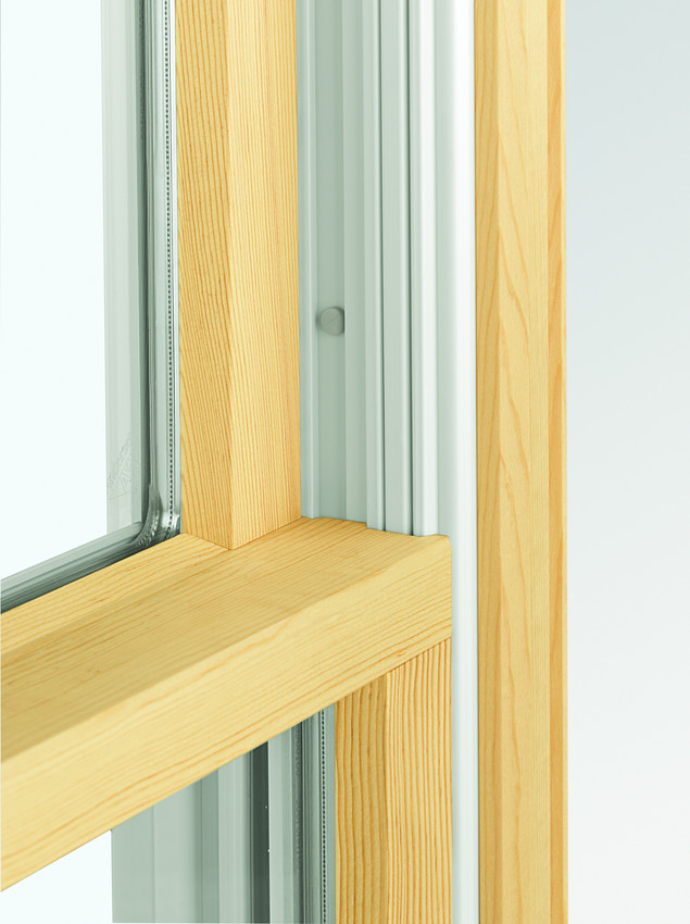 400 series tilt wash double hung insert 400 series tilt for Wood double hung andersen 400 series