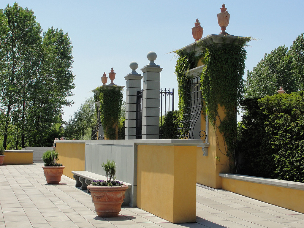 Giardino della bobolina italienischer renaissancegarten for Giardino 3d gratis italiano