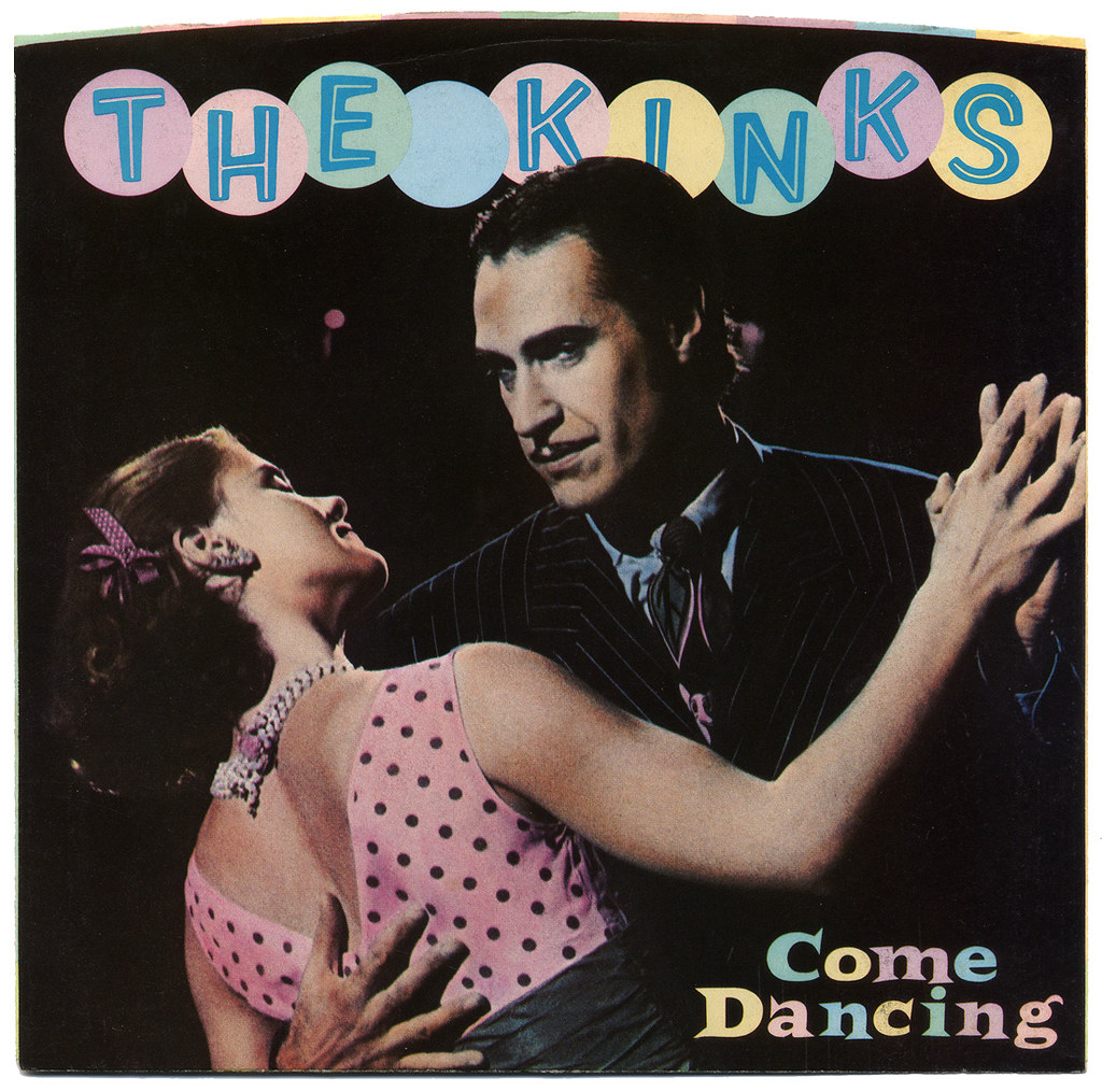 Kinks Come Dancing With The Kinks The Best Of The Kinks 1977 1986