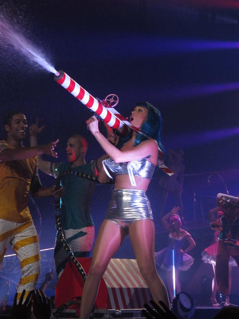 Katy Perry Tour Dissapoint