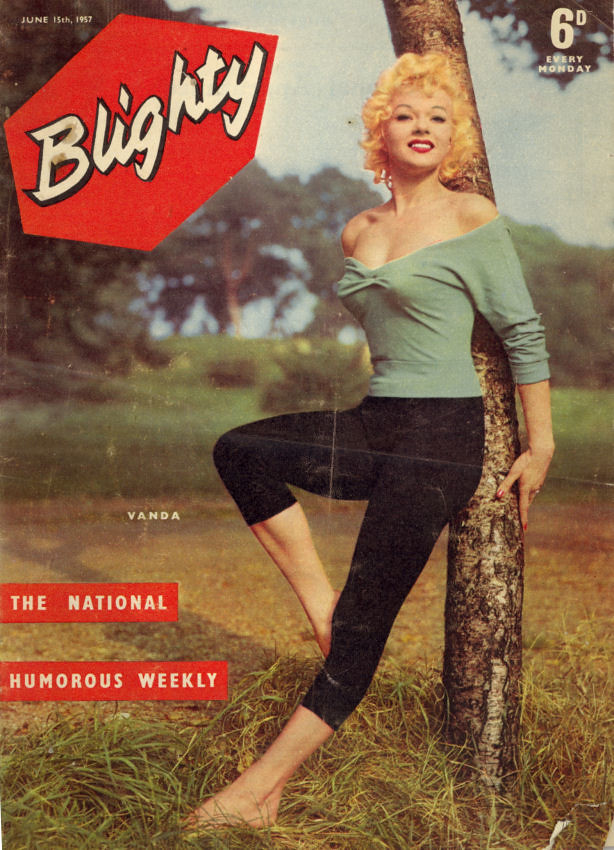 Vintage Magazine Bligh...