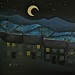 Midsummer night - une nuit d'été - noson canol haf