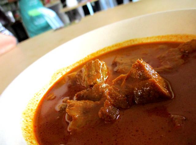 Sri Pelita mutton curry