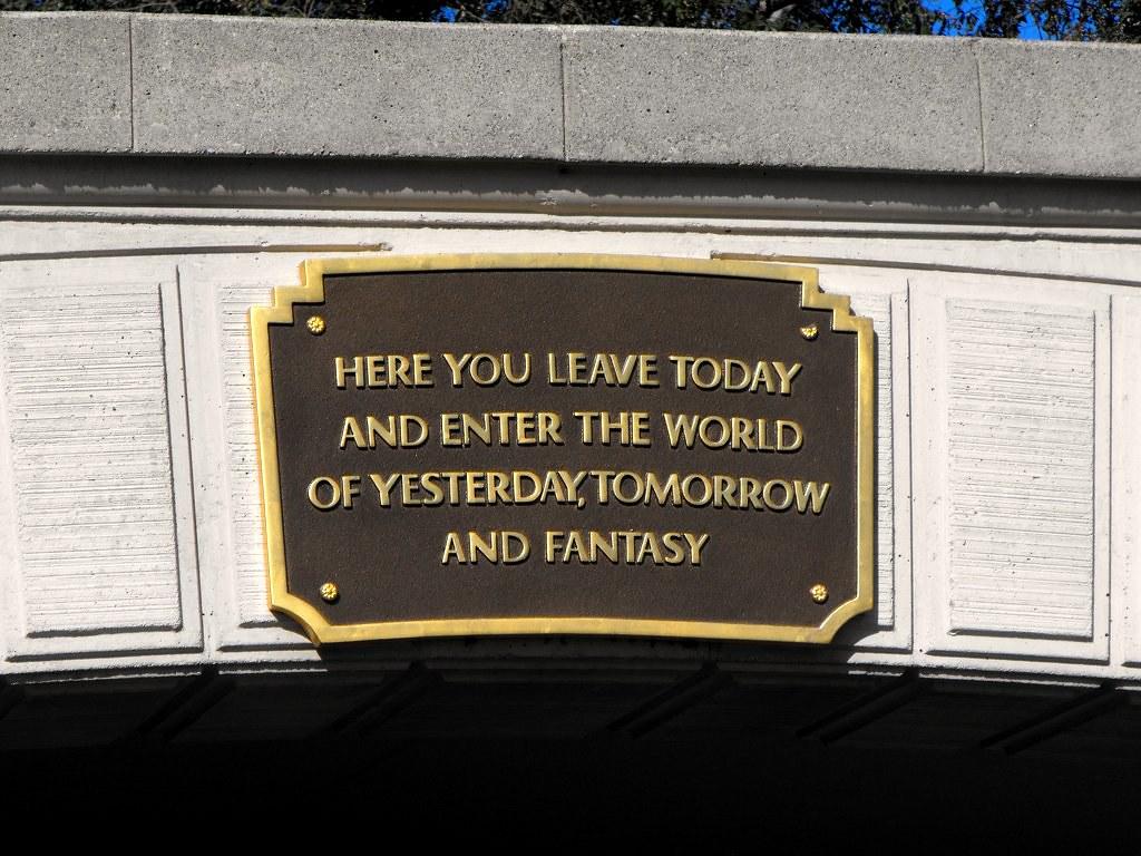 walt disney quote ldquo disneyland - photo #14