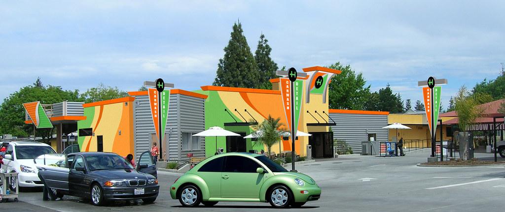 Harv S Car Wash San Francisco