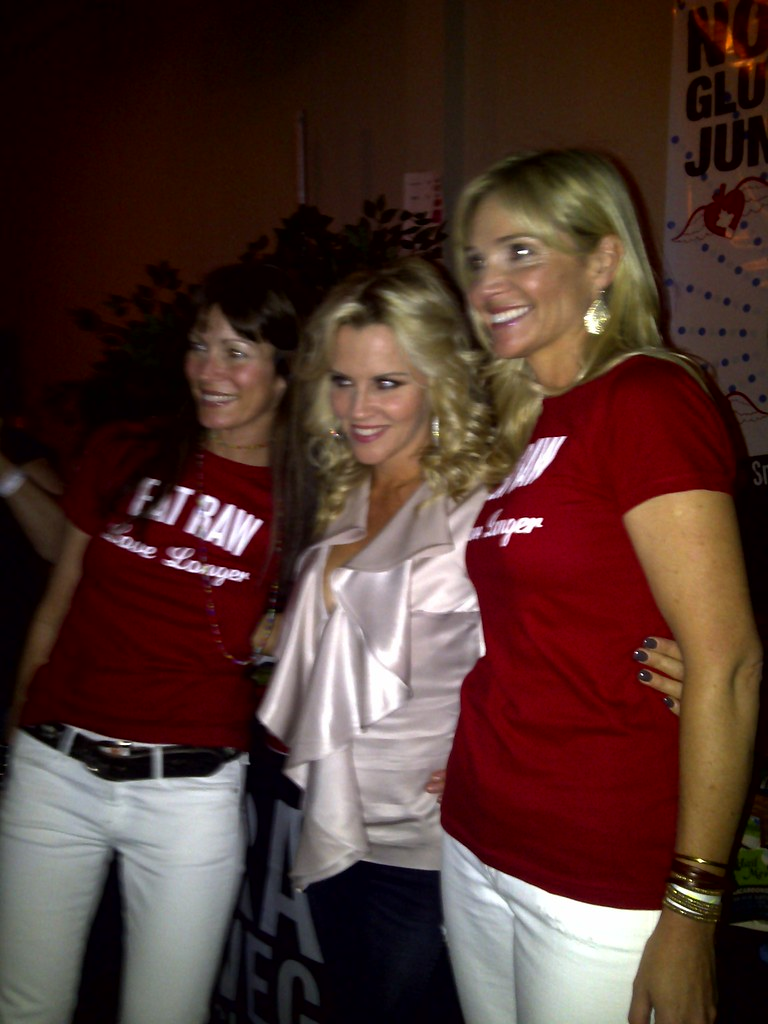 Terms Of Use >> Susan, Gerry, and Jenny McCarthy at Dallas Rocks Autism | Flickr
